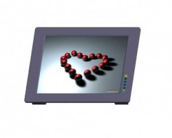 "17"" Industrial LCD Touch Monitor"