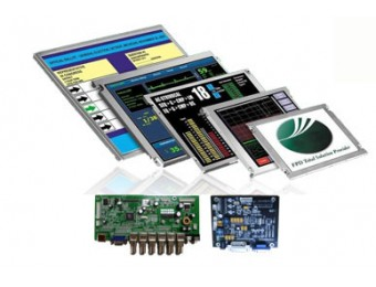 "Ghaik Industrial Display Kit series provide 6.5""~55"" industrial LCD panels, outdoor displays and touchscreen displays which support sunlight readable and resistive touch functions"