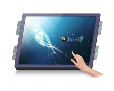 "17"" IR Touch Open Frame Monitor"