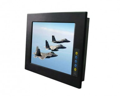 """12"""" Industrial LCD Touch Monitor"""