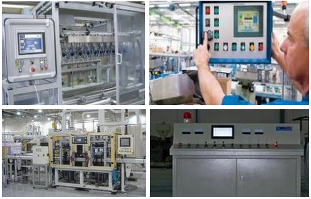 industrial automation display solution